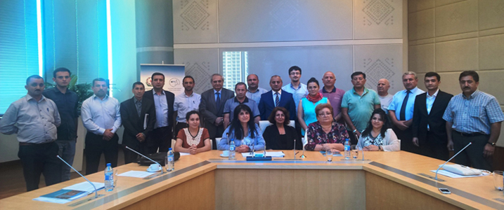 Neft Fondunda MSŞA QHT Koalisiyası üzvləri üçün seminar keçirilib